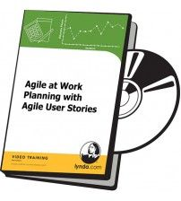 آموزش Lynda Agile at Work Planning with Agile User Stories