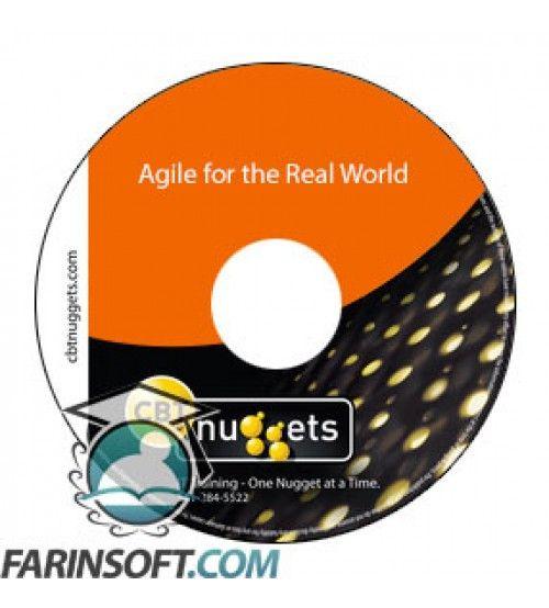 آموزش CBT Nuggets Agile for the Real World