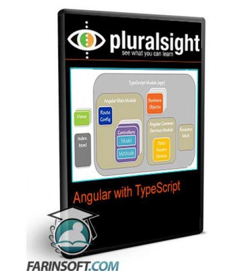 آموزش PluralSight Angular with TypeScript
