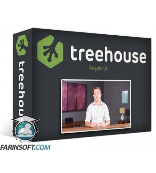 آموزش TeamTreeHouse Angular.js