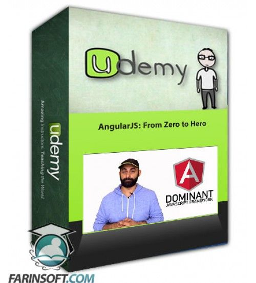 آموزش Udemy AngularJS: From Zero to Hero