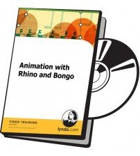 آموزش Lynda Animation with Rhino and Bongo