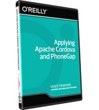 دانلود آموزش Applying Apache Cordova and PhoneGap Training Video