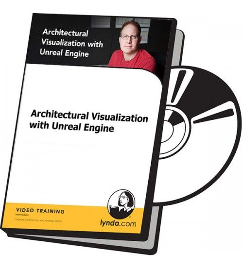آموزش Lynda Architectural Visualization with Unreal Engine