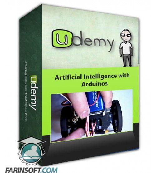 آموزش Udemy Artificial Intelligence with Arduinos