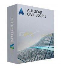 دانلود نرم افزار AutoCAD Civil 3D 2016 – نسخه 64 بیتی برنامه ویژه معماری شهری و مهندسی راه و ساختمان