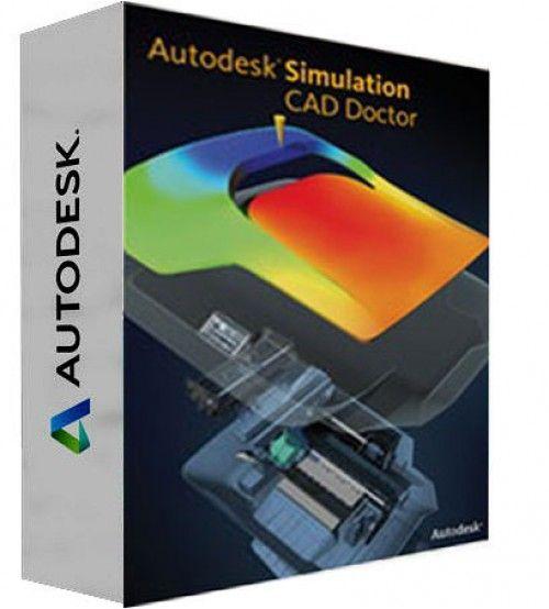 نرم افزار Autodesk Simulation Moldflow CAD Doctor 2016 (64bit) – برنامه نمونه سازی اولیه وسایل پلاستیکی