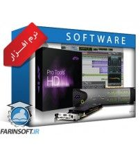 نرم افزار ویندوزی Avid Pro Tools HD v12.3.1.88512 - نرم افزار ضبط و میکس فایل های صوتی