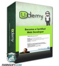 آموزش Udemy Become a Certified Web Developer