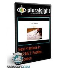 دانلود آموزش PluralSight Best Practices in ASP.NET: Entities, Validation, and View Models