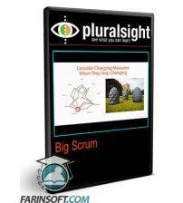 آموزش PluralSight Big Scrum