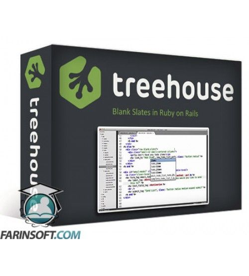 آموزش TeamTreeHouse Blank Slates in Ruby on Rails