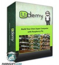 آموزش Udemy Build Your Own Super Computer with Raspberry Pis