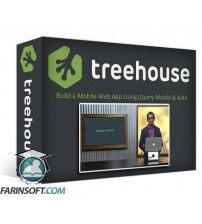 آموزش TeamTreeHouse Build a Mobile Web App Using jQuery Mobile & AJAX- Part 1-2
