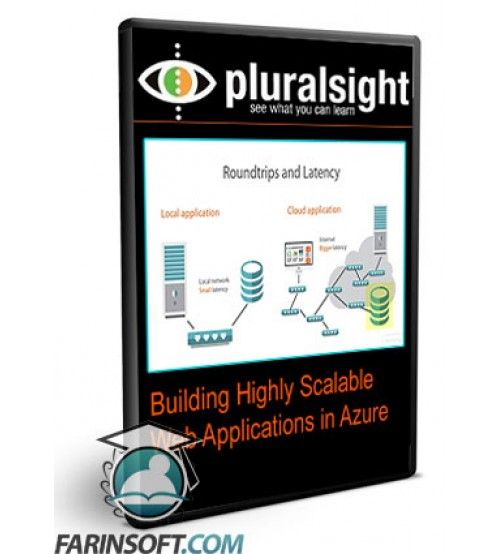 آموزش PluralSight Building Highly Scalable Web Applications in Azure