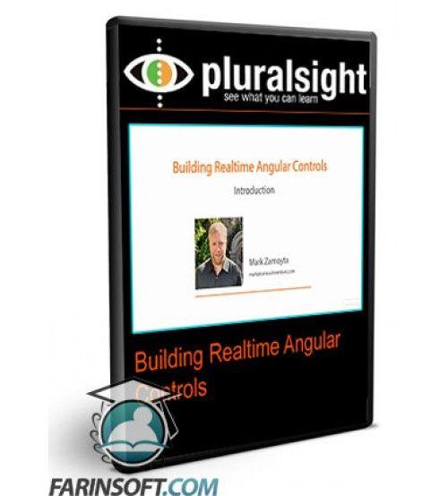 آموزش PluralSight Building Realtime Angular Controls