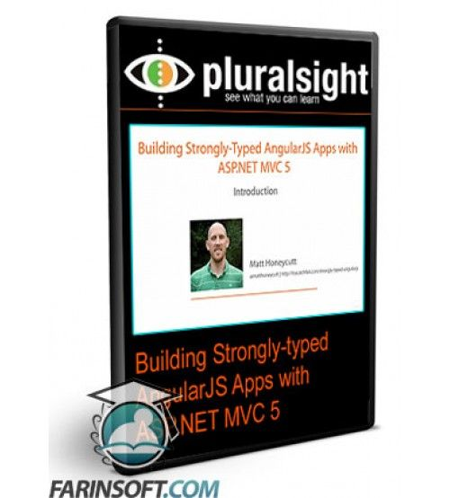 آموزش PluralSight Building Strongly-typed AngularJS Apps with ASP.NET MVC 5