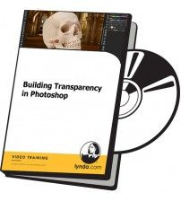 دانلود آموزش Lynda Building Transparency in Photoshop
