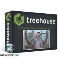 دانلود آموزش TeamTreeHouse Building a WordPress Theme with Foundation 5