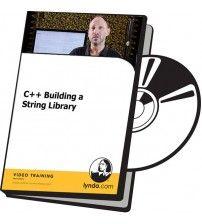 دانلود آموزش Lynda C++ Building a String Library