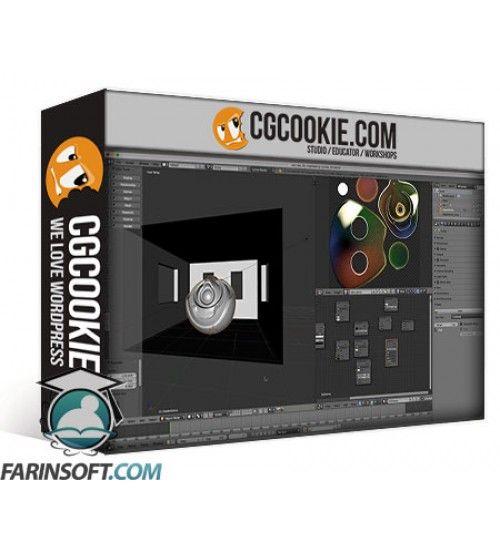 آموزش CG Cookie Fundmentals of Texturing