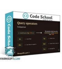 آموزش Code School MongoDB Part 1 and 2