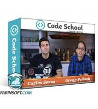 آموزش Code School Soup to Bits Building Blocks of Express.js