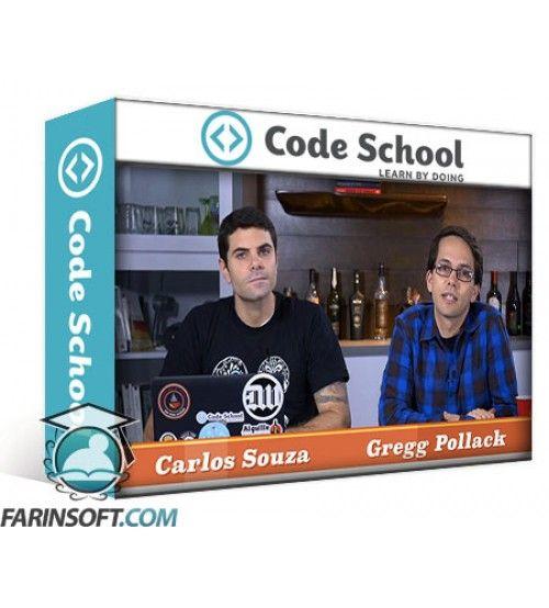 آموزش Code School Soup to Bits Building Blocks of Express.js