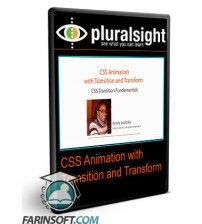 دانلود آموزش PluralSight CSS Animation with Transition and Transform