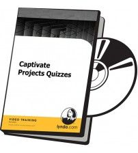 آموزش Lynda Captivate Projects Quizzes