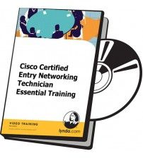 آموزش Lynda Cisco Certified Entry Networking Technician Essential Training
