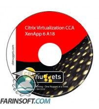 آموزش CBT Nuggets Citrix Virtualization CCA XenApp 6 A18