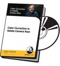 آموزش Lynda Color Correction in Adobe Camera Raw