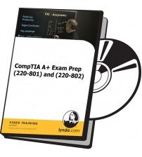 دانلود آموزش Lynda CompTIA A+ Exam Prep (220-801) and (220-802)