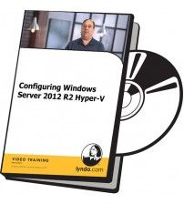 دانلود آموزش Lynda Configuring Windows Server 2012 R2 Hyper-V