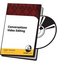 دانلود آموزش Lynda Conversations Video Editing