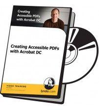 آموزش Lynda Creating Accessible PDFs with Acrobat DC