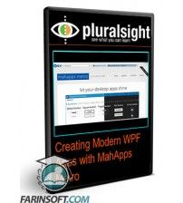 دانلود آموزش PluralSight Creating Modern WPF Apps with MahApps.Metro