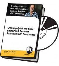 دانلود آموزش Lynda Creating Quick No-Code SharePoint Business Solutions with Composites