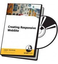 دانلود آموزش Lynda Creating Responsive WebSite