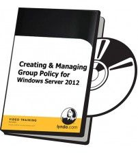 آموزش Lynda Creating and Managing Group Policy for Windows Server 2012