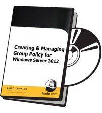 دانلود آموزش Lynda Creating and Managing Group Policy for Windows Server 2012