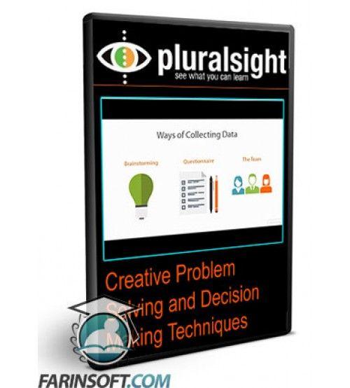 آموزش PluralSight Creative Problem Solving and Decision Making Techniques