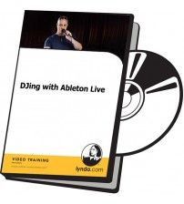 دانلود آموزش Lynda DJing with Ableton Live
