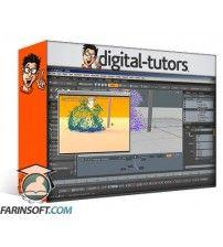 آموزش Digital Tutors Particle System and Foundations in MODO