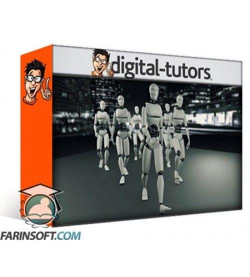 آموزش Digital Tutors Animating a Walk Cycle in Blender