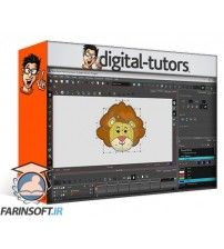 آموزش Digital Tutors Creating Custom Brush Presets in Toon Boom Harmony