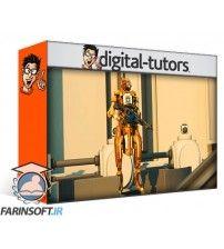 آموزش Digital Tutors Production Modeling for Games and 3D Printing in ZBrush and 3ds Max