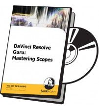 آموزش Lynda DaVinci Resolve Guru: Mastering Scopes