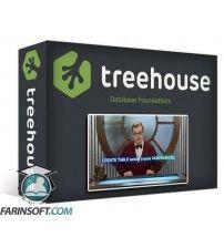 دانلود آموزش TeamTreeHouse Database Foundations